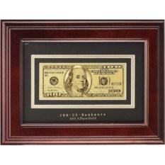 Панно Банкнота 100 USD