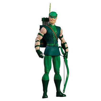 Фигурка JLA Identity Crisis Classics Green Arrow
