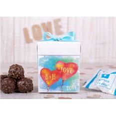 Ириски Это любовь в именной упаковке