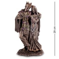 Статуэтка Кришна и Радха , высота 29 см