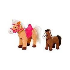 Лошадка с жеребенком BABY born (ZAPF CREATION)
