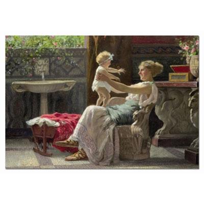 Пазл «Любимая мама»