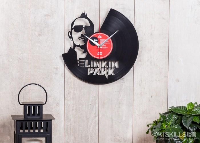 Настенные часы Линкин Парк
