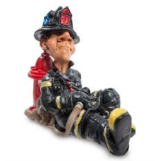Статуэтка Пожарный на привале