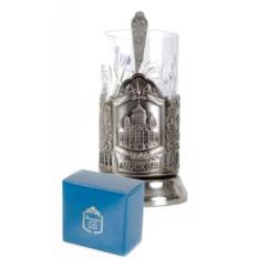 Подстаканник в картонном коробе Храм Христа Спасителя