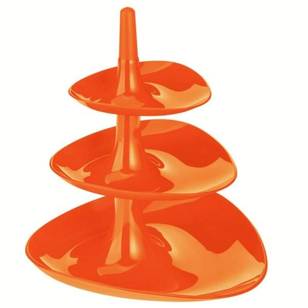 Этажерка Betty, оранжевая, Koziol