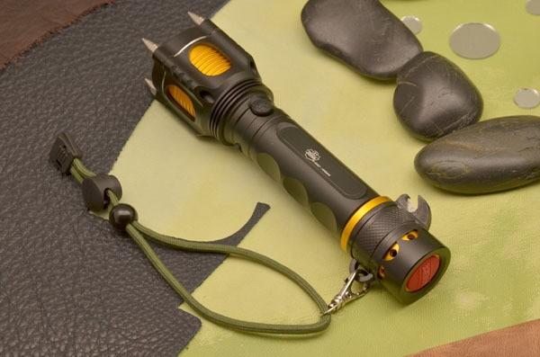 Светодиодный туристический фонарь P-X007