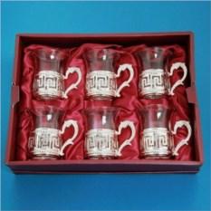 Набор из 6-ти стаканов в подарочной коробке