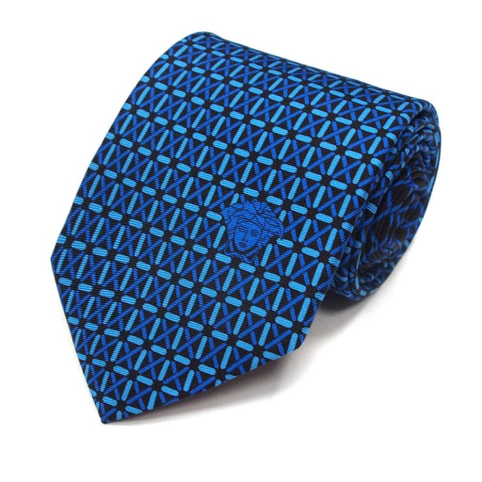 Стильный мужской галстук с нестандартным дизайном Versace