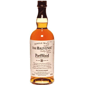 The Balvenie. PortWood Single Malt Scotch Whisky
