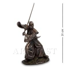 Статуэтка Самурай с мечом (цвет: бронзовый)