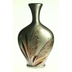 Керамическая ваза Озерные травы