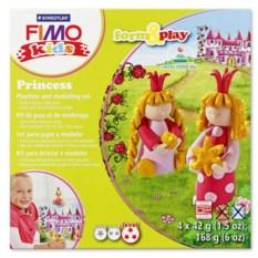 Полимерная глина Fimo Kids «Принцесса»