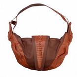 Женская сумка из кожи морского ската.