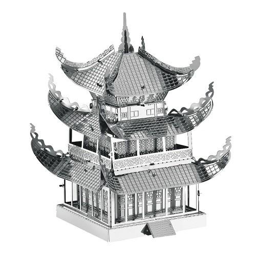 3D пазл из металла Юэянская башня