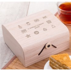 Подарочный набор мёда «Новогодние узоры»
