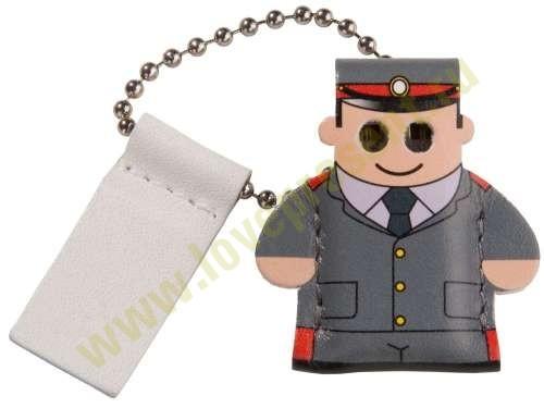 Флешка Полицейский, на 8 Гб
