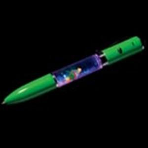 Авторучка «Елка» с подсветкой