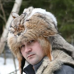 Шапка Шаман койот