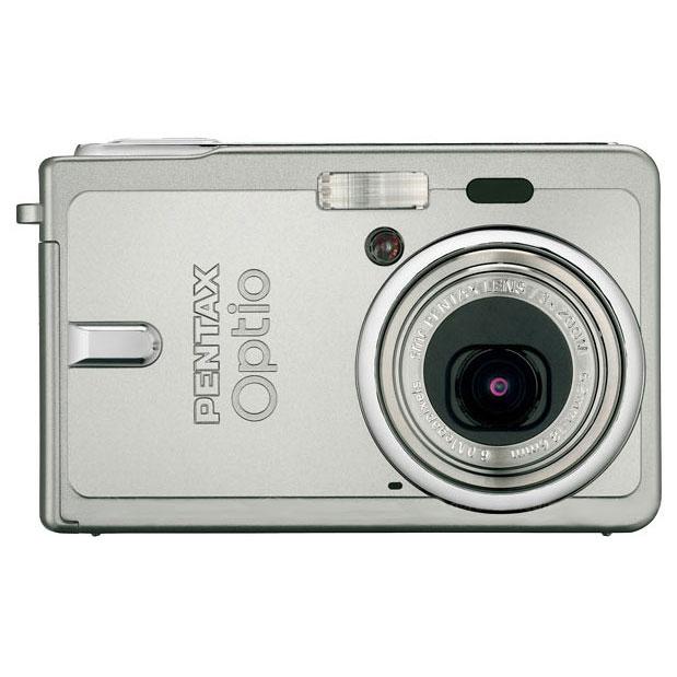 Фотоаппарат Pentax Optio S6