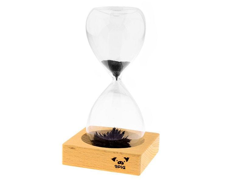 Песочные часы с магнитным напонителем