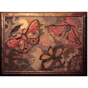 Панно «Бабочки»