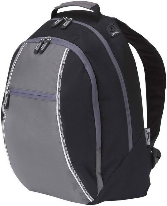 Спортивный рюкзак Slazenger c 2 отделениями, черный