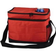 Красная сумка-холодильник Dulcet