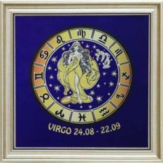 Картина Звездная дева (с кристаллами Сваровски)