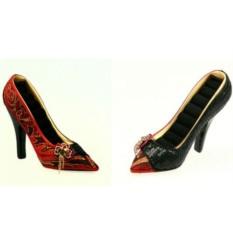 Подставка для колец Красная туфелька