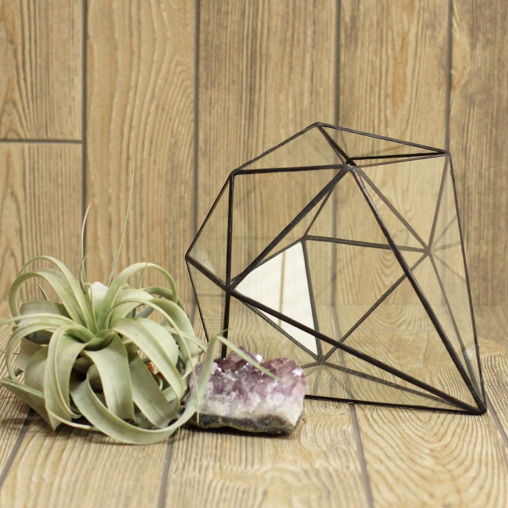 Геометрический террариум Бриллиант