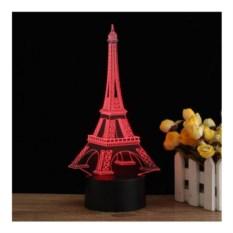 3D-светильник Эйфелева башня