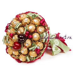Букет из конфет Sweet Cherry