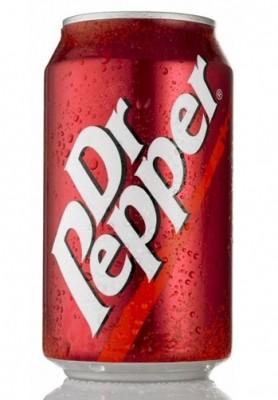 Газировка Dr. Pepper