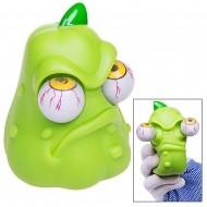 Игрушка-антистресс «Лупоглазик Зеленый монстр»
