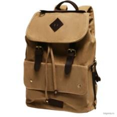 Бежевый рюкзак PolarTravel