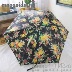 Зонт Цветочный фейерверк
