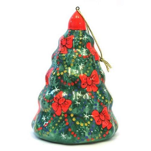 Как сделать красивую новогоднюю игрушку на елку