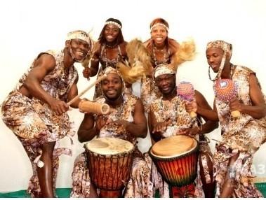Сертификат Современные ритмы Африки
