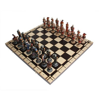 Шахматы Русские и Крестоносцы