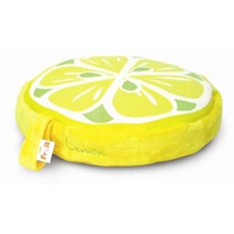 Подушка-пуфик «Лимон»