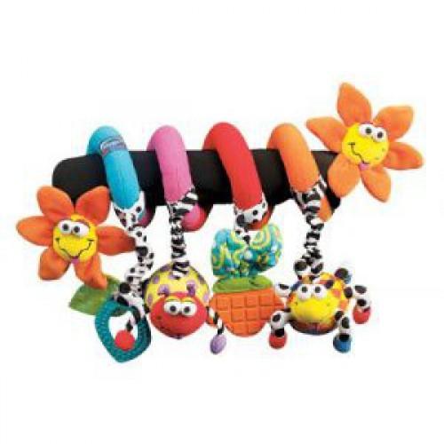 Мягкая игрушка-подвеска Amazing garden