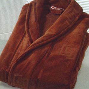 Халат мужской «Olimpia» (коричневый)