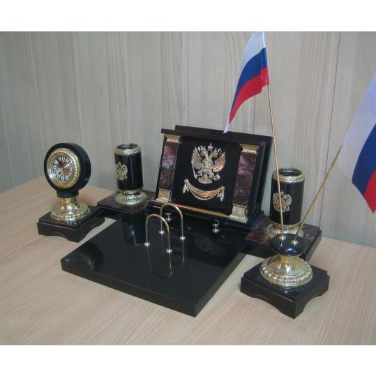Письменный прибор «Россия»