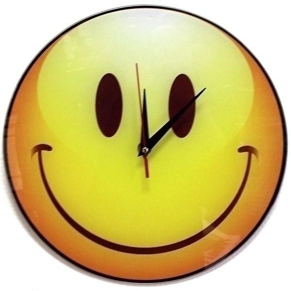 Часы Смайлик