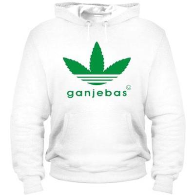 Унисекс толстовка 'Gа_nje_bas'