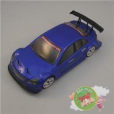 Радиоуправляемый синий автомобиль Mercedes 4WD