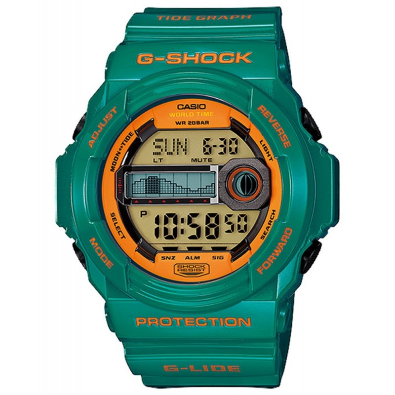 Часы Casio G-Shock GLX-150B-3E Specials Collection