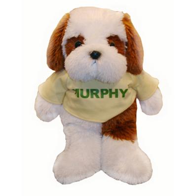 Собака Мерфи в футболке 100 см