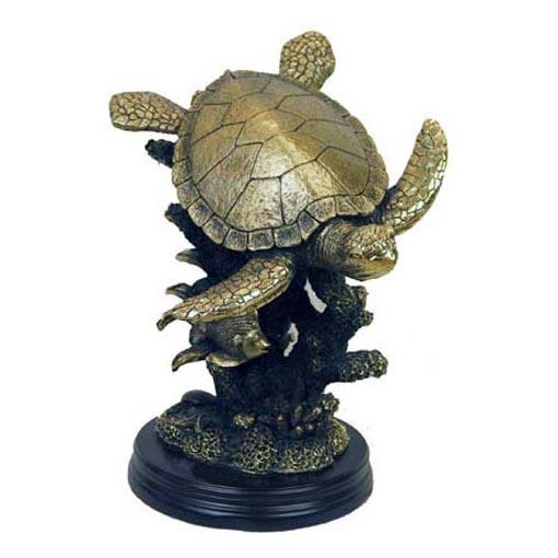 Бронзовая статуэтка «Черепаха»